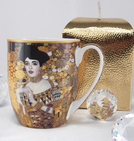 DELUXE by MJS Gustav Klimt - coffee cup -Camio - Adele