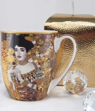 DELUXE by MJS Gustav Klimt - Adele - Kaffeetasse - Camio