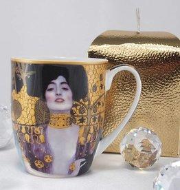 DELUXE by MJS Gustav Klimt - coffee cup -Camio - Judith