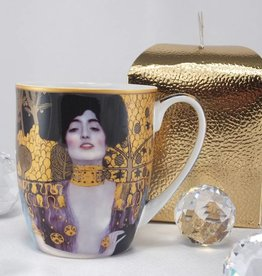 DELUXE by MJS Gustav Klimt - Kaffeetasse -Camio - Judith