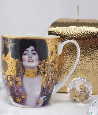DELUXE by MJS Gustav Klimt - Judith coffee cup -Camio