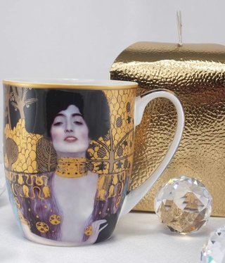 DELUXE by MJS Gustav Klimt - Judith- Kaffeetasse - Camio