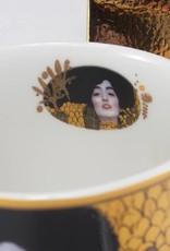 DELUXE by MJS Gustav Klimt - Single Tasse -Judith