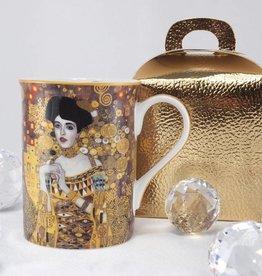 DELUXE by MJS Gustav Klimt - Kaffeetasse - Adele Bloch Bauer