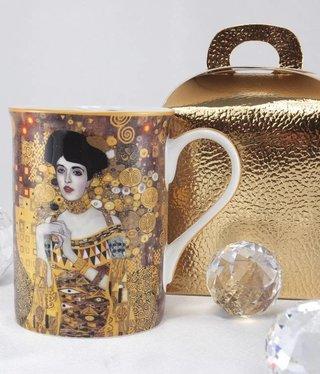 DELUXE by MJS Gustav Klimt - Adele Bloch Bauer coffee mug