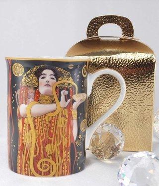 DELUXE by MJS Gustav Klimt - Hygieia Kaffeetasse