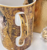 DELUXE by MJS Gustav Klimt - The Kiss - Coffee cup in gift box