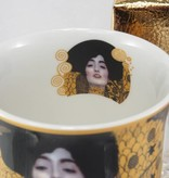 DELUXE by MJS Gustav Klimt - Judith coffee cup in gift box