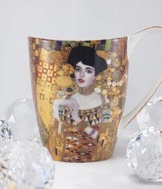 CARMANI - 1990 Gustav Klimt - Adele - Vanessa Coffee Cup