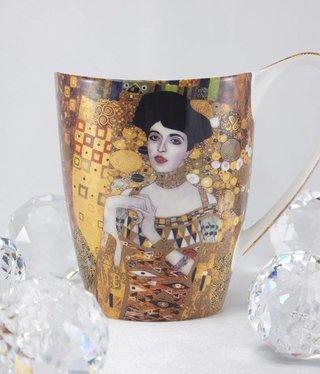 CARMANI - 1990 Gustav Klimt - Adele - Vanessa Kaffeetasse