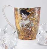 CARMANI - 1990 Gustav Klimt - Adele Bloch Bauer coffee cup Vanessa in gift box