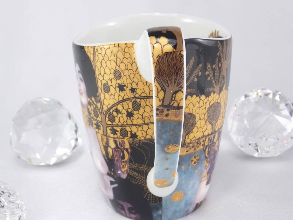 CARMANI - 1990 Gustav Klimt - Judith coffee cup Vanessa in gift box