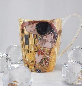 CARMANI - 1990 Gustav Klimt - Der Kuss - Vanessa Tasse
