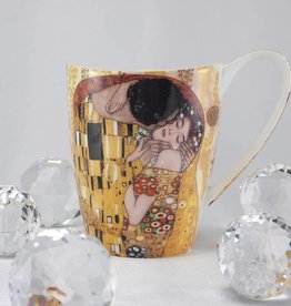 CARMANI - 1990 Gustav Klimt - The Kiss - Vanessa Coffee Cup