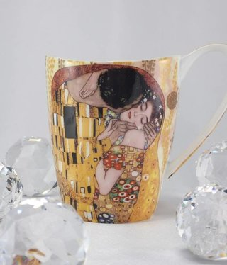 CARMANI - 1990 Gustav Klimt - The Kiss - Vanessa Mug