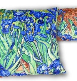 CARMANI - 1990 Vincent van Gogh - Irises - Pillows