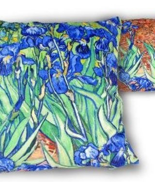 CARMANI - 1990 Vincent van Gogh - Irises - Pillow