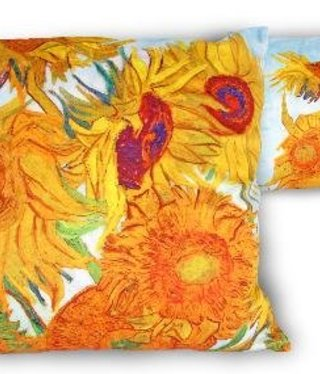 CARMANI - 1990 Vincent van Gogh - Sunflowers - Cushion