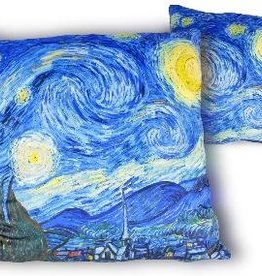 CARMANI - 1990 Vincent van Gogh - Starry Night - Pillow