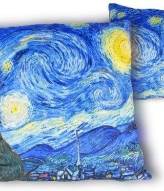 CARMANI - 1990 Vincent van Gogh - starry night - pillow