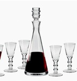 KROSNO 1923 Celebrity - Liqueur Set Royal 7 -part