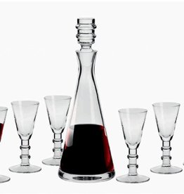 KROSNO 1923 Celebrity -083 - Liqueur Set - Royal