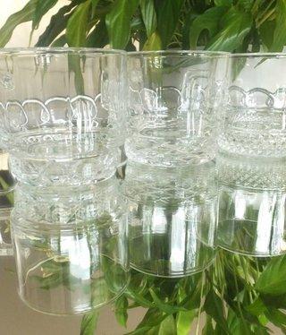 IRENA -  1924  Glass cup classic - 6 motifs