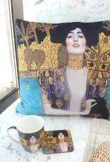 CARMANI - 1990 Gustav Klimt - Judith -Kaffeetasse Vanessa in Geschenkbox