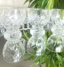 IRENA - 1924  Cappuccino cups large - glass