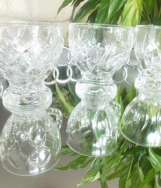 IRENA -  1924  Cappuccino Tassen  groß - Glas