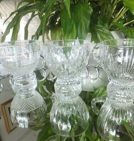 IRENA - 1924  Cappuccino cups medium - glass