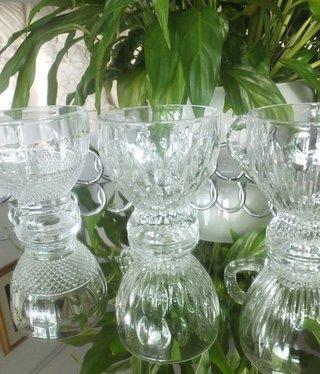 IRENA -  1924  Cappuccino Tassen Medium  - Glas