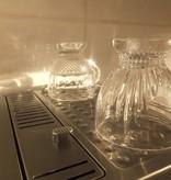 IRENA -  1924   Cappuccino Tassen aus Glas Medium in 3 Ausführungen