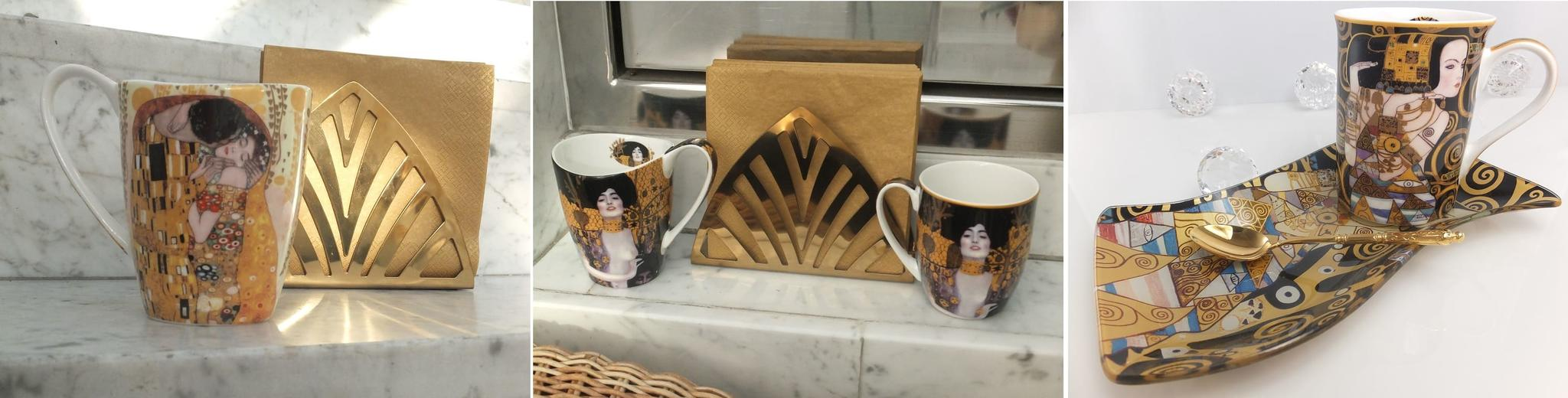 Gustav Klimt for cuples