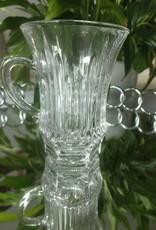 IRENA - 1924  Kaffeetasse hoch aus Glas in 3 Ausführungen