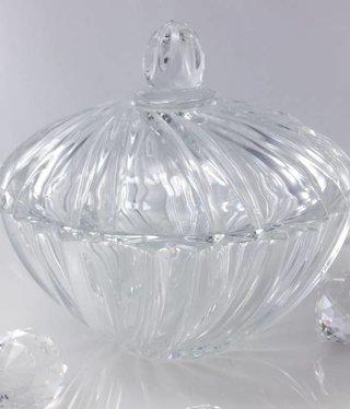 IRENA - Since 1924  Glasschale mit Deckel