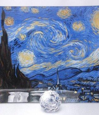 CARMANI - 1990 Van Gogh - Sternennacht - Glasteller