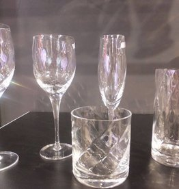 KROSNO 1923 Celebrity -073 - Trinkglasserie wellig
