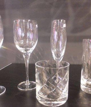 KROSNO 1923 Celebrity -073 - Trinkglasserie wavy