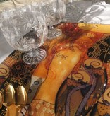 CARMANI - 1990 Gustav Klimt - Water snakes - Decoration plates