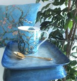 CARMANI - 1990 Vincent van Gogh - Mandelbaum - Kissen mit Füllung