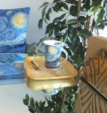 CARMANI - 1990 Vincent van Gogh - Starry Night - Cushion 45 x 45 cm