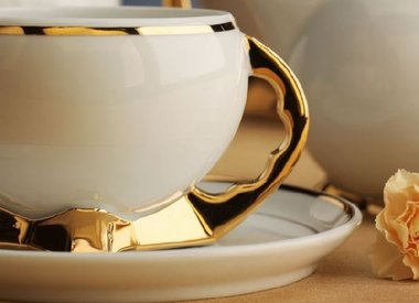 Collection G - Coffee service & tea service
