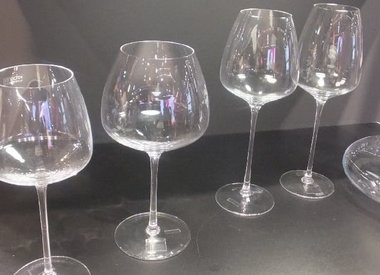 Celebrity - drinking glasses