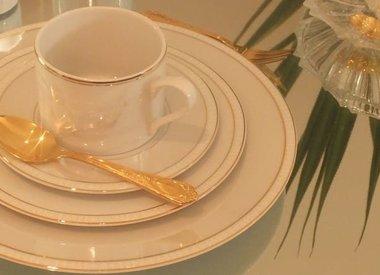VIP - Gäste  exklusive Tischkultur