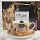 CARMANI - 1990 Gustav Klimt - The Kiss - Breakfast cup in gift box