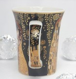 CARMANI - 1990 Gustav Klimt - The Kiss in Nero Coffee Cup X