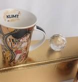 CARMANI - 1990 Gustav Klimt - Der Kuss  Collage   Kaffeetasse X