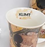 CARMANI - 1990 Gustav Klimt - The Family  Collage   Kaffeetasse X