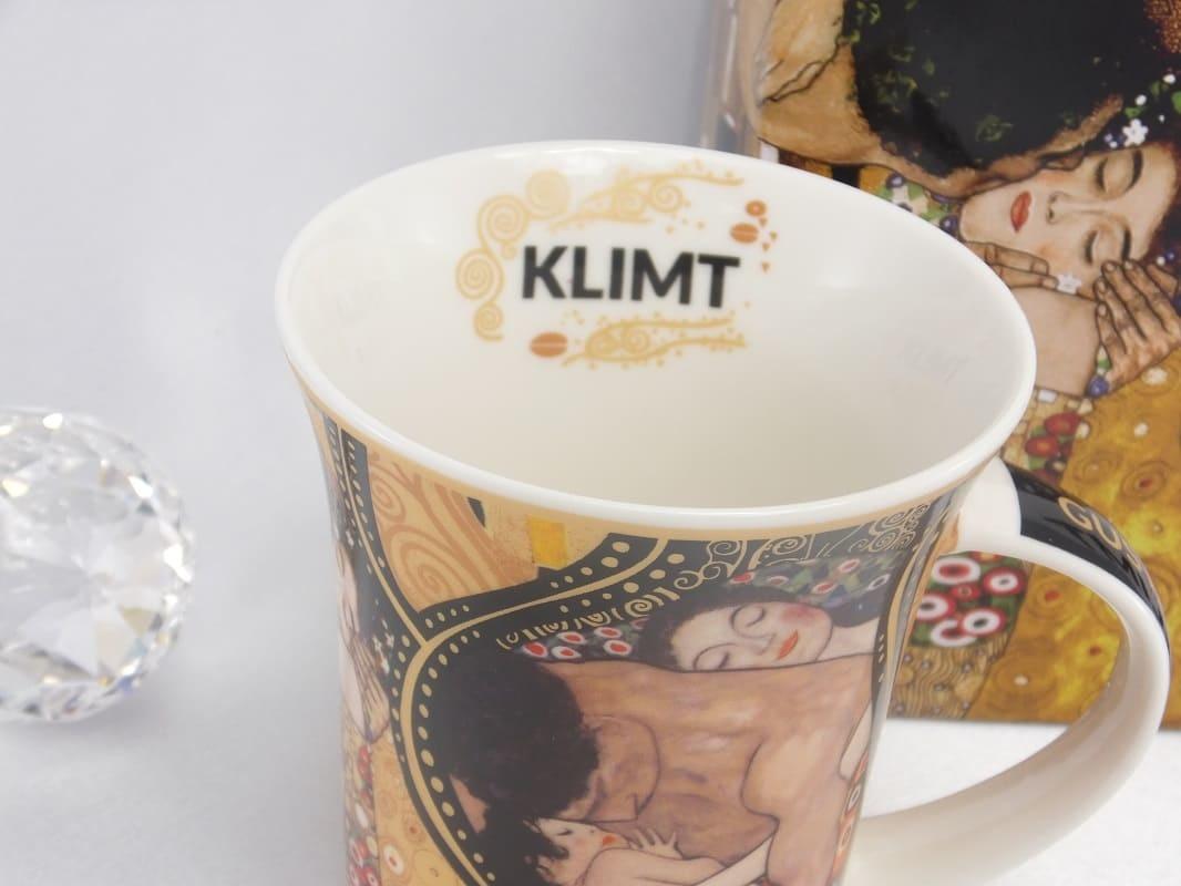 CARMANI - 1990 Gustav Klimt - The Family Collage Coffee Mug X